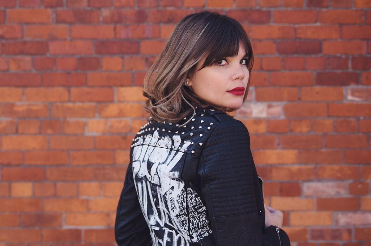 Graffiti Jacket and Dress